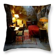 The Life Of Luxary Throw Pillow