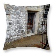 Eastern State Penitentiary 2 Throw Pillow