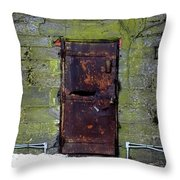 Eastern State Penitentiary 4 Throw Pillow