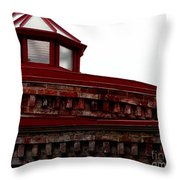 Eastern State Penitentiary 7 Throw Pillow