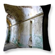 Eastern State Penitentiary 8 Throw Pillow