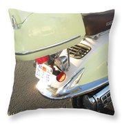 Easy Rider Or Not A Harley 2 Throw Pillow