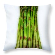 Eat Your Vegetables Throw Pillow