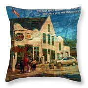 Ecclesiastes 1 9 Throw Pillow