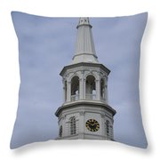 Ecclesiastical Law Throw Pillow