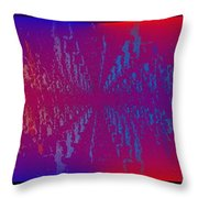 Echo Echo Echo Throw Pillow by Tim Allen