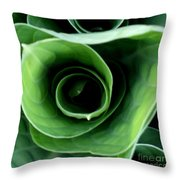 Echo I Throw Pillow
