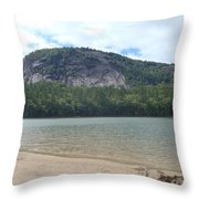 Echo Lake Throw Pillow