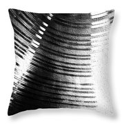 Echo Of Gong Throw Pillow