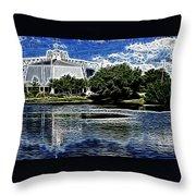 Eckerd College  Throw Pillow