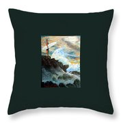 Eddie Aikau Throw Pillow