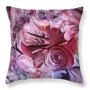 Eden Afloat Throw Pillow