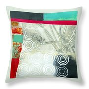 Edge 51 Throw Pillow