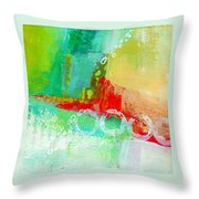 Edge 59 Throw Pillow