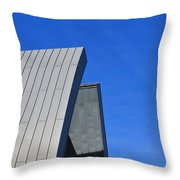 Edge Of Heaven - Architectural Photography By Sharon Cummings Throw Pillow