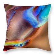 Edge Of The Universe Throw Pillow by Omaste Witkowski
