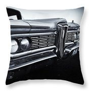 Edsel Throw Pillow
