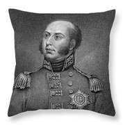 Edward Augustus (1767-1820) Throw Pillow