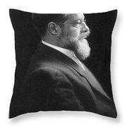 Edward B. Titchener Throw Pillow