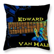 Magic Fingers Throw Pillow