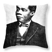 Edward Wilmot Blyden (1832-1912) Throw Pillow