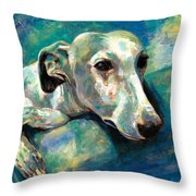 Effects Of Gravity 1 Throw Pillow