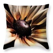 Efflorescence Throw Pillow