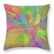 Effortless Throw Pillow by ME Kozdron