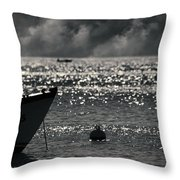 Ege Throw Pillow