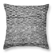 Egerton Street Throw Pillow by Georgia Fowler