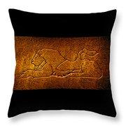 Egyptian Air Throw Pillow