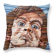 Egyptian Nureyev Throw Pillow