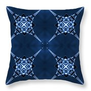 Eiffel Art 2 Throw Pillow