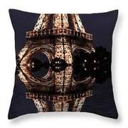 Eiffel Tower-2 Throw Pillow
