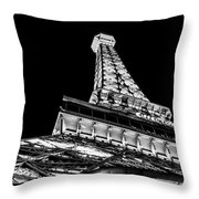 Industrial Romance Throw Pillow