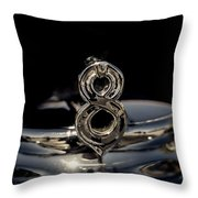 Eight Throw Pillow