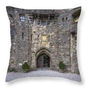 Eilean Donan Castle - 2 Throw Pillow