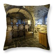 Eilean Donan Castle - 4 Throw Pillow