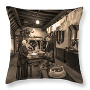 Eilean Donan Castle - 7 Throw Pillow