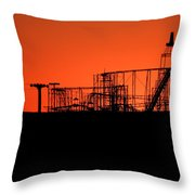 El Bandido Throw Pillow