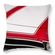 El Camino 02 Throw Pillow