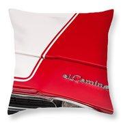 El Camino 04 Throw Pillow