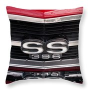El Camino 08 Throw Pillow