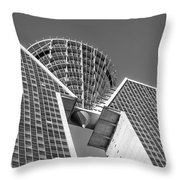 El Coloso Throw Pillow