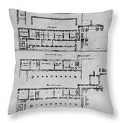 El Escorial: Apartments Throw Pillow