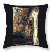 El Morro Arch Throw Pillow