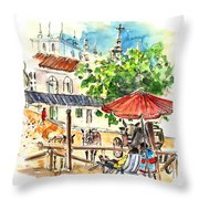 El Rocio 01 Throw Pillow