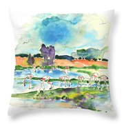 El Rocio 08 Throw Pillow