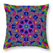 Elaborate Systems Throw Pillow