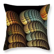Elders 2 Throw Pillow